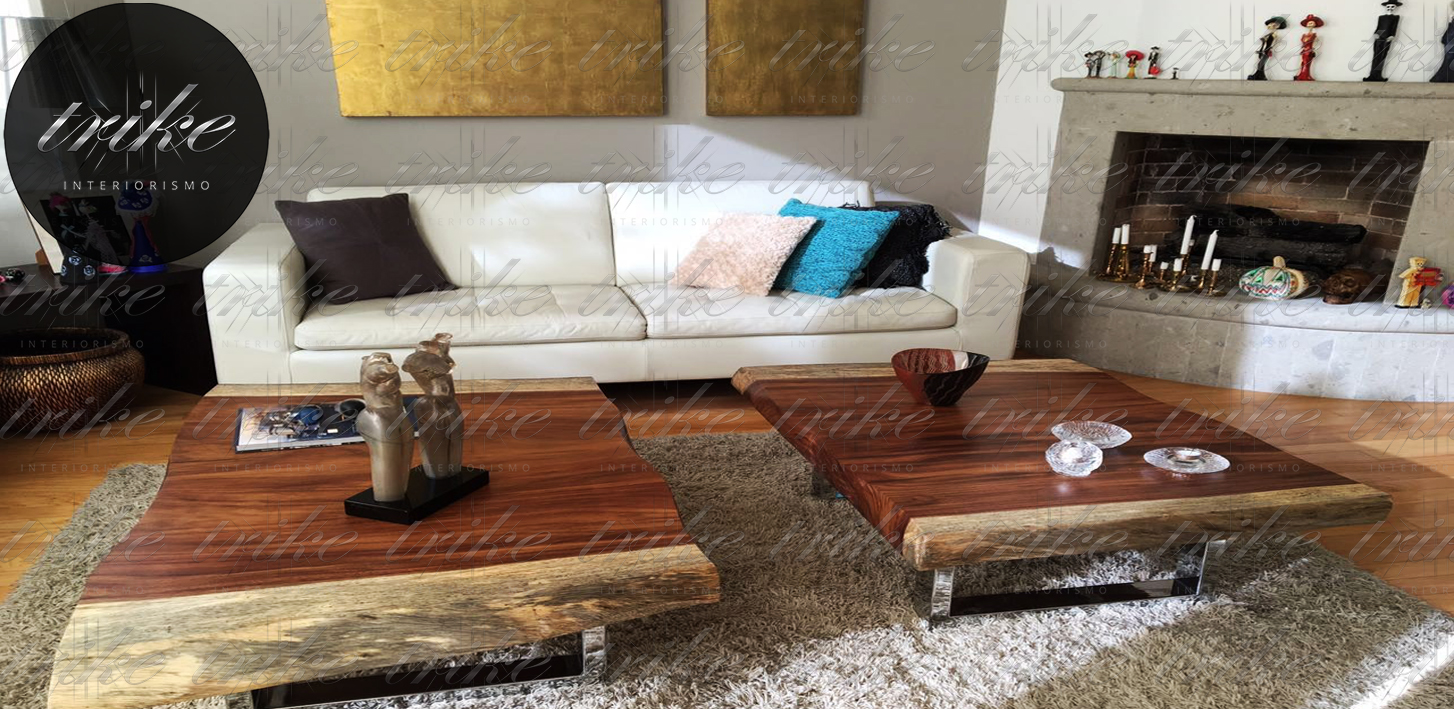Mesadecentro credenza tepehuaje barraguamuchil de madera for Ali muebles ferrol catalogo