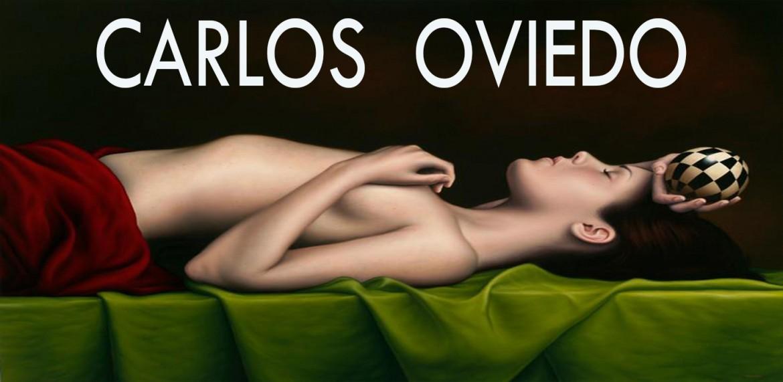 CARLOS OVIEDO-PINTOR-ESCULTOR