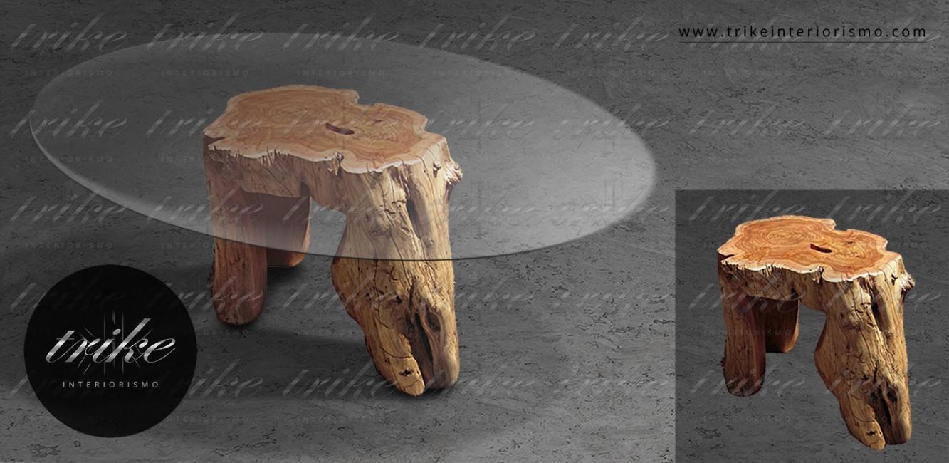 Bases_pedestales_madera_parota_guamuchil_acero_cormado_organico_natural_interiorismo_decoracion_texturas_furniture_organic_muebles_3