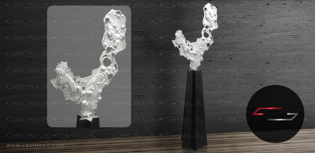 Esculturas_aluminio_base_acero_esmaltado_arte_decoracion_interiorismo_2