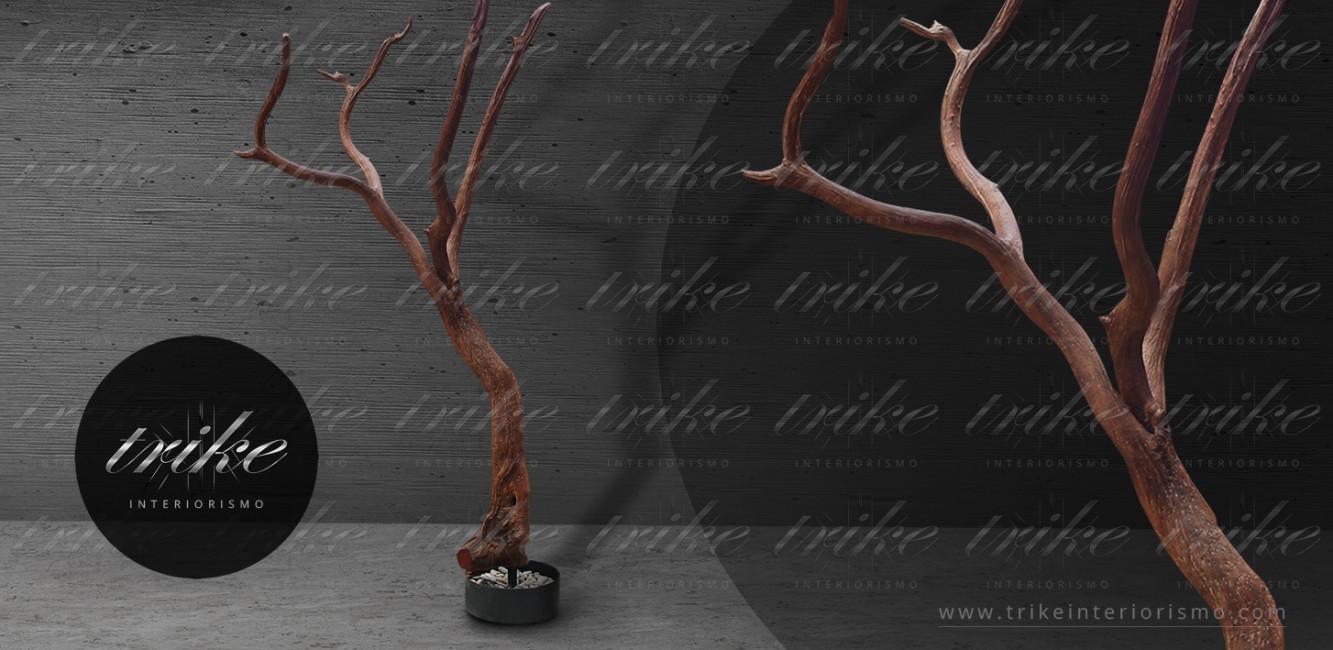 Esculturas_naturales_organicas_raiz_de_arbol_base_acero_arbol_maderas_rescatadas_arte_decoracion
