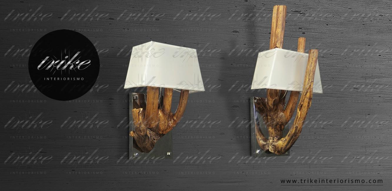Lamparas_de_raiz_natural_parota_guamuchil_madera_rescatada_base_acero_conceptual_decor_interior_design_mexico_cuernavaca_2