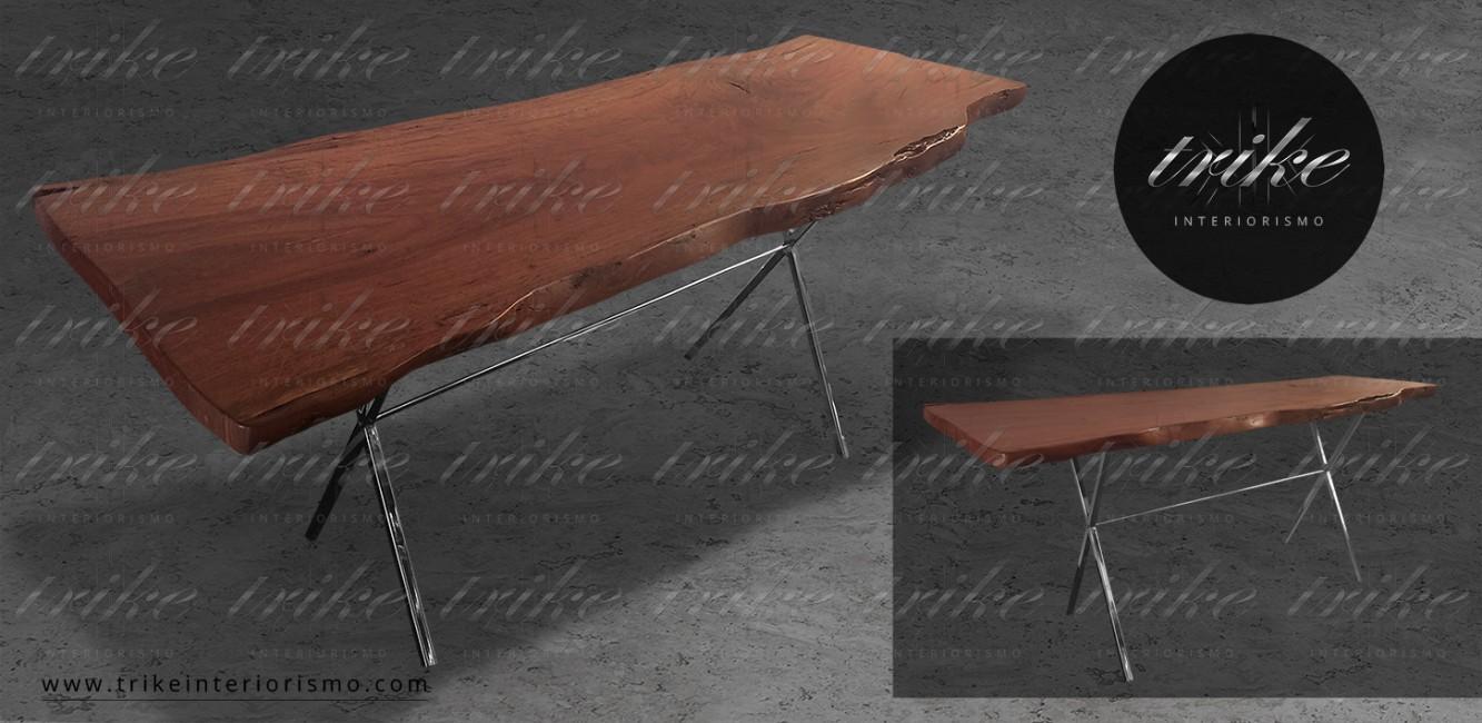Tablones_credenzas_madera_parota_guamuchil_acero_cormado_organico_natural_interiorismo_decoracion_texturas_furniture_organic_muebles_piezas_unicas