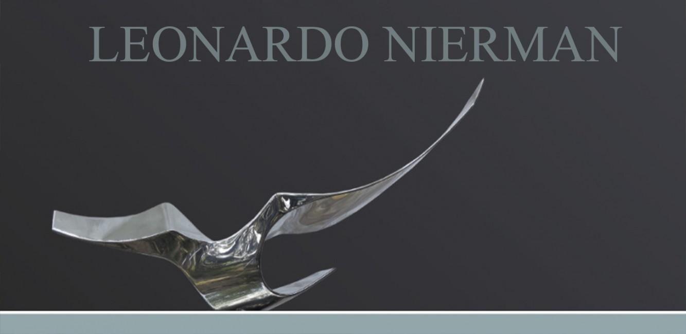 Leonardo Nierman artista